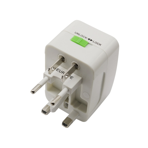 Universal Travel Adapter Power Adaptor Surge Protector All