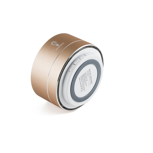 The Bullet Bluetooth Speaker, Metallic Gold