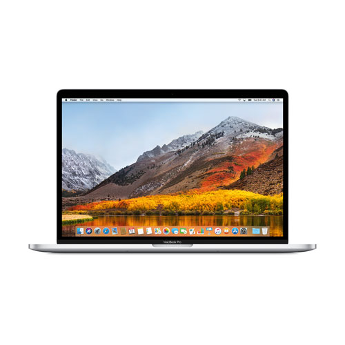 "Apple MacBook Pro 15.4"" Laptop w/ Touch Bar (Intel Core i7 2.9GHz/512GB SSD/16GB RAM) - Silver - Eng"