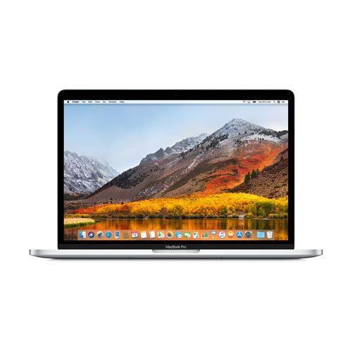 "Apple MacBook Pro 13.3"" Laptop w/ Touch Bar (Intel Core i5 3.1GHz/512GB SSD/8GB RAM)- Silver- French"