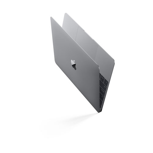 Portable MacBook 12 po d'Apple - Retina (Core i5, 1,3 GHz Intel/SSD 512 Go/RAM 8 Go) - Gris - Fra