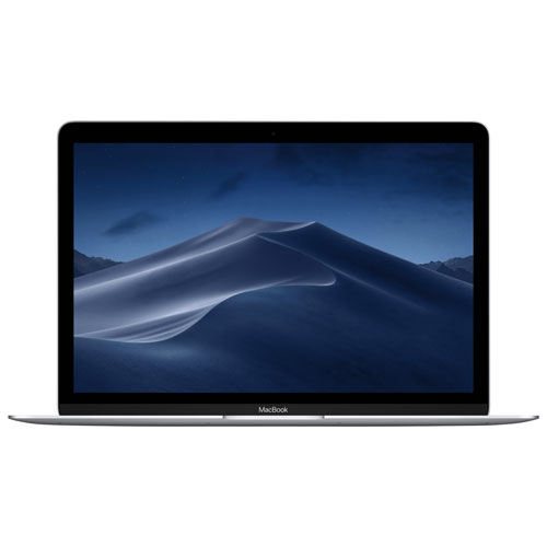 Portable MacBook 12 po d'Apple - Retina (Core m3 1,2GHz Intel/SSD 256 Go/RAM 8 Go) - Argenté - Fr