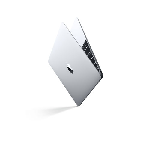 Portable MacBook 12 po d'Apple - Retina (Core m3 1,2GHz Intel/SSD 256 Go/RAM 8 Go) - Argenté - An