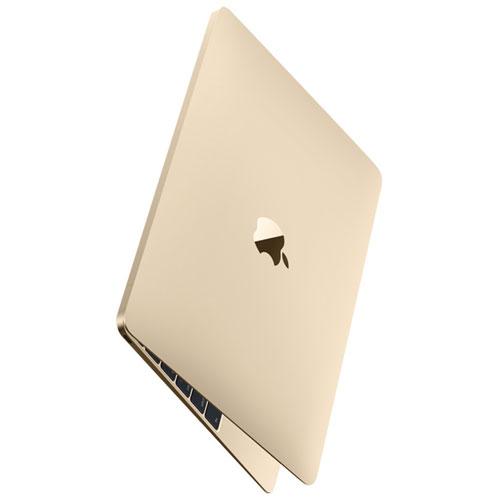 Portable MacBook 12 po d'Apple - Retina (Core i5, 1,3GHz Intel/SSD 512 Go/RAM 8 Go) - Doré - Fra