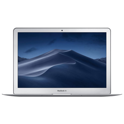 MacBook Air 13,3 po d'Apple (Core i5 à 1,8 GHz d'Intel/SSD de 128 Go/RAM 8 Go) - Anglais