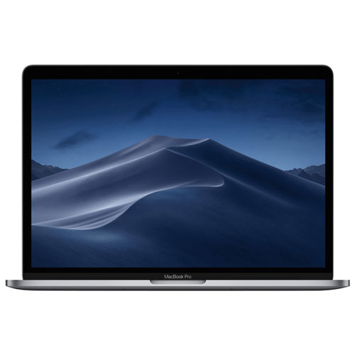 "Apple MacBook Pro 13.3"" Laptop (Intel Core i5 2.3GHz / 256GB SSD / 8GB RAM) - Space Grey - French"