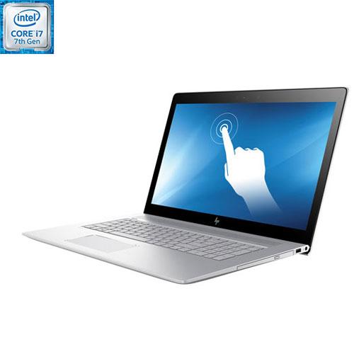 Portable tactile 17,3 po de HP-Argenté (Core i7-7500U Intel/DD 1 To/RAM 16 Go/Win 10)