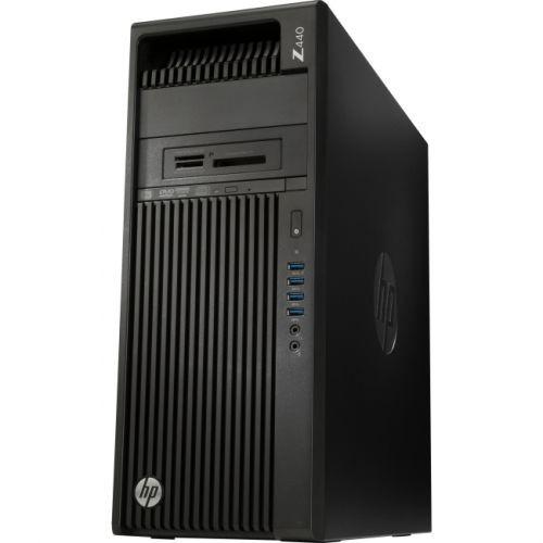 HP Z440 Workstation - 1 x Intel Xeon E5-1620 v4 Quad-core (4 Core) 3.50 GHz - 16GB DDR4 SDRAM - 512GB SSD - NVIDIA Quadro
