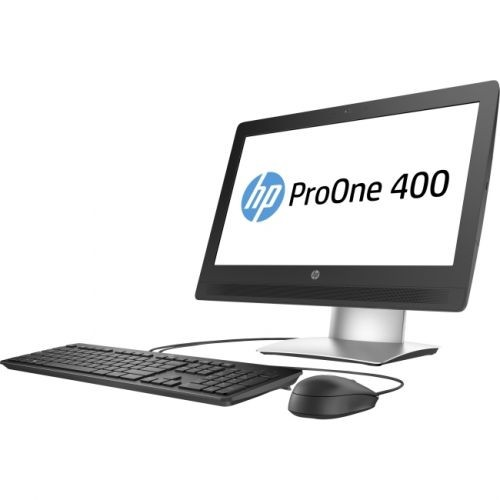 HP Business Desktop ProOne 400 G2 All-in-One Computer - Intel Core i3 (6th Gen) i3-6100 3.70 GHz - 4GB DDR4 SDRAM - 500GB HDD