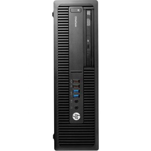 HP EliteDesk 705 G2 Desktop Computer - AMD A-Series A6-9500 3.50 GHz - 8GB DDR4 SDRAM - 500GB HDD - Windows 10 Pro 64-bit -