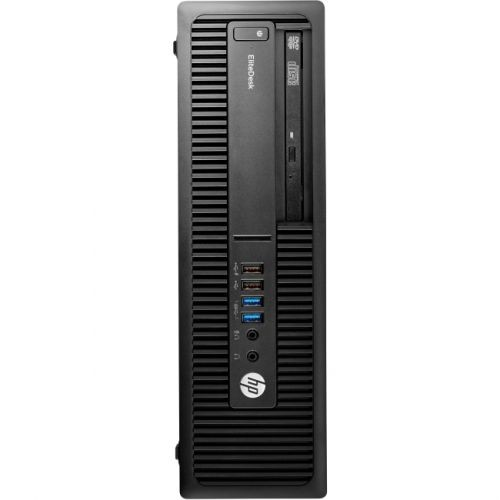 HP EliteDesk 705 G2 Desktop Computer - AMD A-Series A10-9700 3.50 GHz - 8GB DDR4 SDRAM - 500GB HDD - Windows 10 Pro 64-bit -