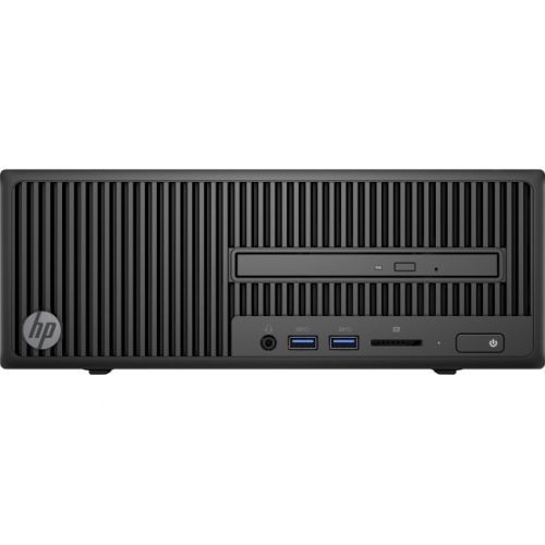 HP Business Desktop 280 G2 Desktop Computer - Intel Core i3 (6th Gen) i3-6100 3.70 GHz - 4GB DDR4 SDRAM - 500GB HDD - Windows