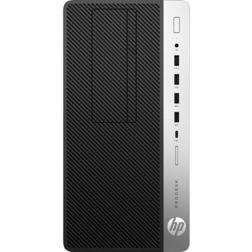 HP Business Desktop ProDesk 600 G3 Desktop Computer - Intel Core i5 (7th Gen) i5-7500 3.40 GHz - 8GB DDR4 SDRAM - 256GB SSD -