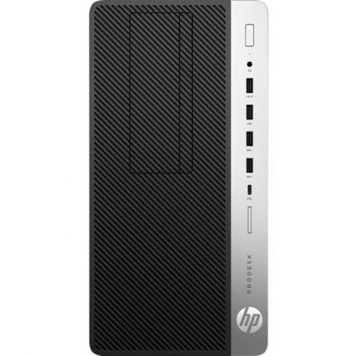 HP Business Desktop ProDesk 600 G3 Desktop Computer - Intel Core i3 (7th Gen) i3-7100 3.90 GHz - 4GB DDR4 SDRAM - 500GB HDD -