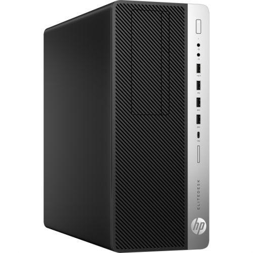 HP EliteDesk 800 G3 Desktop Computer - Intel Core i7 (7th Gen) i7-7700 3.60 GHz - 16GB DDR4 SDRAM - 512GB SSD - Windows 10 Pro