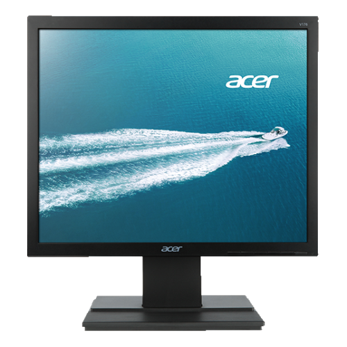 "Acer 17"" SXGA 75 Hz 5 ms GTG LED Monitor - Black - (UM.BV6AA.002)"
