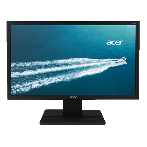 "Acer 19.5"" HD+ 60 Hz 5 ms GTG LED Monitor - Black - (UM.IV6AA.A02)"