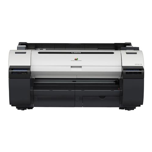 Canon ImagePROGRAF IPF670 Colour Large Format Inkjet Printer (9854B005)