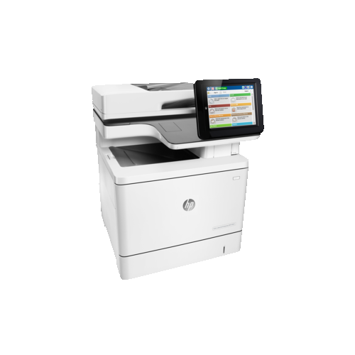 HP LaserJet Enterprise MFP M577f Colour Wired All-In-One Laser Printer - (B5L47A#BGJ)