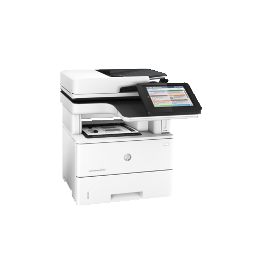 HP LaserJet Enterprise MFP M527Dn Monochrome Wired All-In-One Laser Printer - (F2A76A#BGJ)