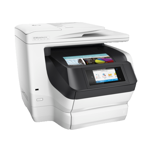 HP OfficeJet Pro 8740 All-in-One Printer (K7S42A#B1H)