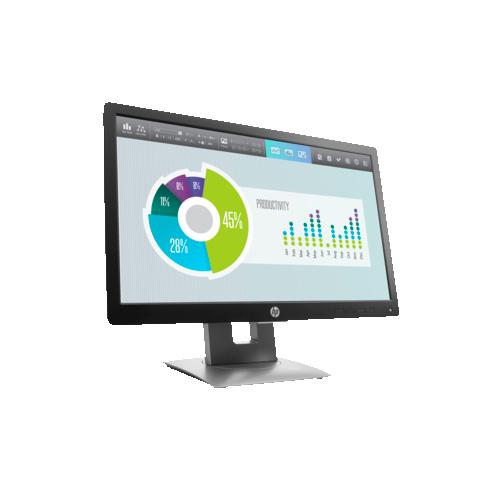 "HP 20"" HD+ 60 Hz 7 ms GTG LED Monitor - Black - (M1F41A8#ABA)"
