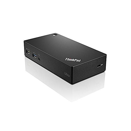 Lenovo ThinkPad USB 3.0 Ultra Dock (40A80045US)