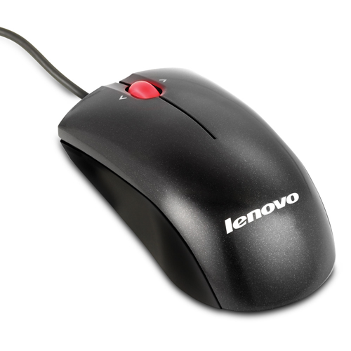 Lenovo USB Optical Mouse (06P4069)