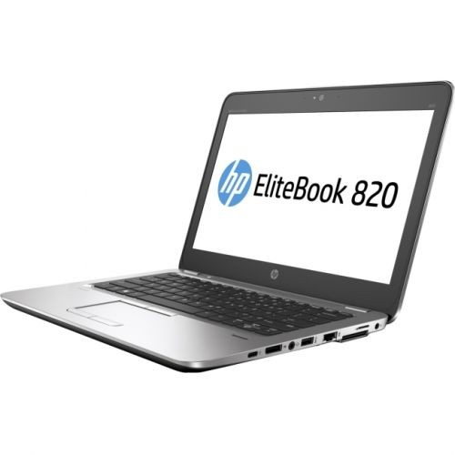 "HP EliteBook 820 G4 12.5"" LCD Notebook - Intel Core i7 (7th Gen) i7-7600U Dual-core (2 Core) 2.80 GHz - 8GB DDR4 SDRAM - 256GB"