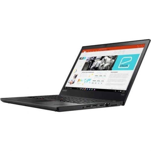 "Lenovo Thinkpad T470 14"" Laptop (Intel Core i5 / 256 GB SSD / 8 GB DDR4 / Windows 7)"