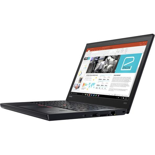 "Lenovo ThinkPad X270 20K6000QUS 12.5"" LCD Notebook - Intel Core i5 (6th Gen) i5-6300U Dual-core (2 Core) 2.40 GHz - 8GB DDR4"