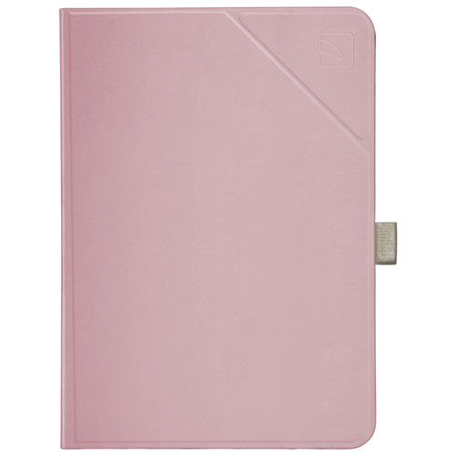 "Tucano Milano Italy Minerale Folio Case for iPad Pro 10.5"" - Rose Gold"