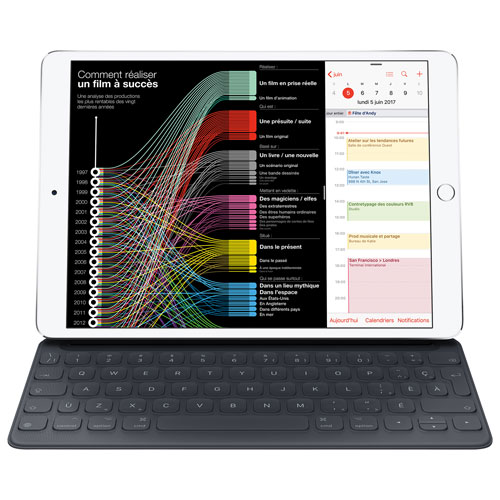 "Apple iPad Pro 10.5"" Smart Keyboard - French"
