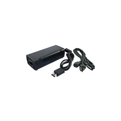 Xbox 360 Slim Power Brick/Adapter And Cord 135W
