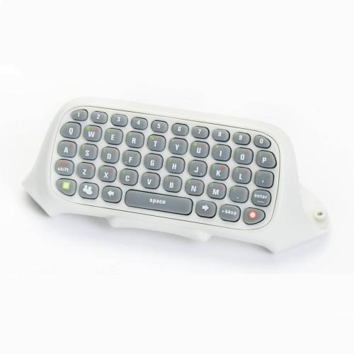 XBOX 360 MESSENGER CHATPAD KEYBOARD - WHITE