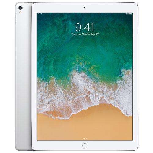 "Apple iPad Pro 12.9"" 64GB with Wi-Fi & 4G LTE - Silver"