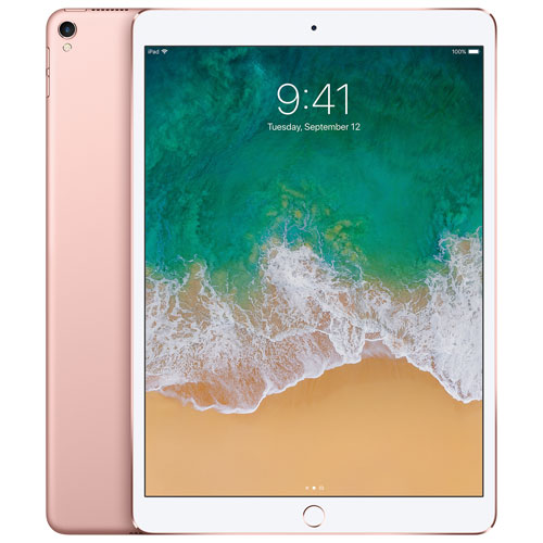 "Apple iPad Pro 10.5"" 64GB with Wi-Fi - Rose Gold"