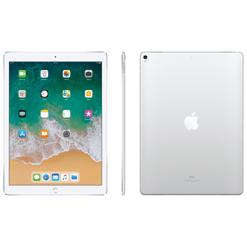 "Apple iPad Pro 12.9"" 256GB with Wi-Fi - Silver"
