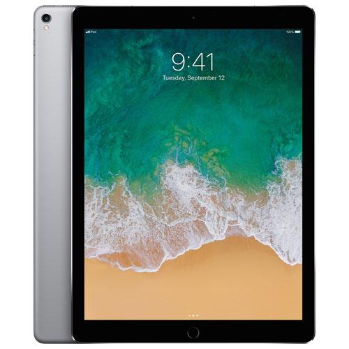 iPad Pro 12,9 po 256 Go avec Wi-Fi/LTE 4G d'Apple - Gris cosmique