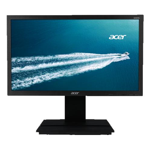 "Acer 19.5"" HD 60Hz 5ms TN LED Monitor (UM.IB6AA.001) - Dark Gray"
