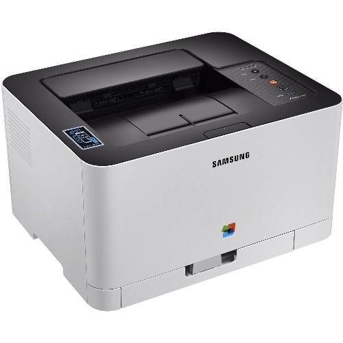 Samsung Xpress C430W Colour Wired/Wireless Laser Printer - (SL-C430W/XAA)