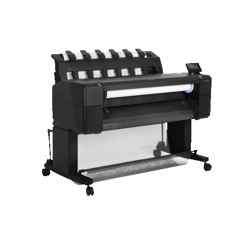 HP DesignJet T930 Colour Large Format Thermal Inkjet PostScript Printer (L2Y22A#B1K)