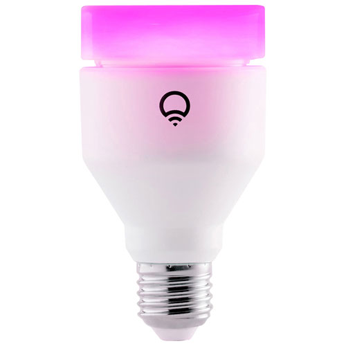 LIFX A19 Smart LED Light Bulb   Multi Colour : Smart Lights   Best Buy  Canada