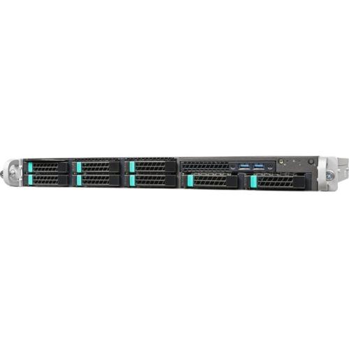 Intel Server System R1208SPOSHORR Barebone System - 1U Rack-mountable - Intel C236 Chipset - 1 x Processor Support