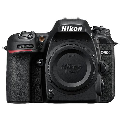 Appareil photo reflex numérique D7500 de Nikon