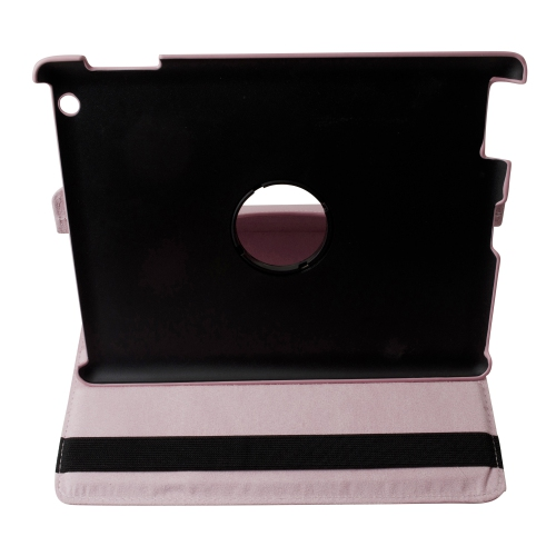 iPad (2 / 3 / 4) 360° Rotating Case - Pink