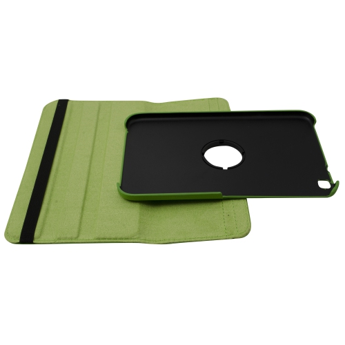 Samsung Galaxy Tab 3 T310 360° ROTATING CASE - GREEN 8""
