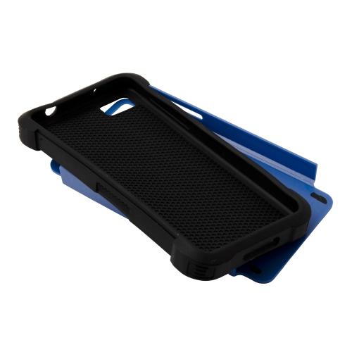 Coque de protection hybride pour Blackberry Z10 – Bleu