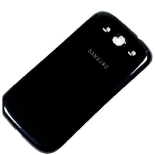 Replacement Back Cover for Samsung Galaxy S3 - Black