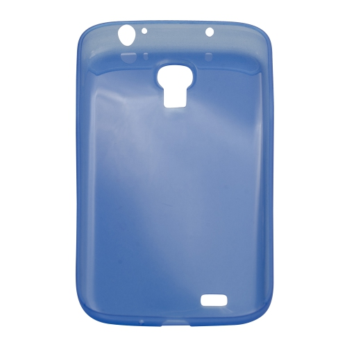 Samsung Galaxy S4/ i9500 Ultra Slim Matte Case - Blue